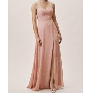 Anthropologie BHLDN Jenny Yoo Kiara Dress NWOT